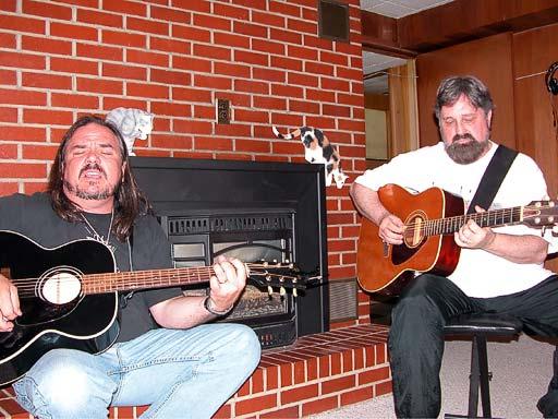 Deadwood in Deadwood 2005, W. Earl Brown and Paula Malcomson 1