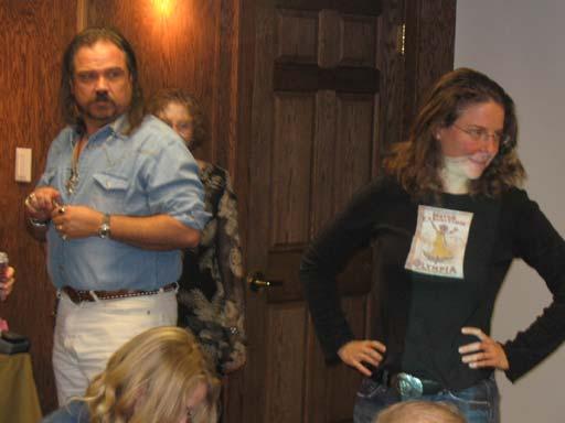 Deadwood in Deadwood 2005, W. Earl Brown and Robin Weigert