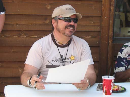 Deadwood in Deadwood 2005, W. Earl Brown at Tatanka