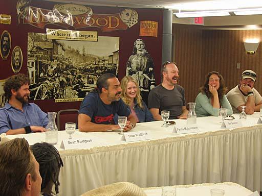 Deadwood in Deadwood 2005, Main Conference Table 1