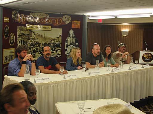 Deadwood in Deadwood 2005, Main Conference Table 2
