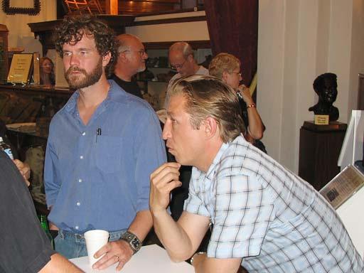 Deadwood in Deadwood 2005, Sean Bridgers and Pasha D. Lychnikoff